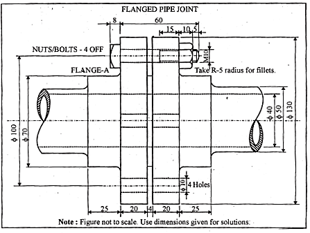 CBSE Question Paper 2010 Class 12 Engineering Graphics