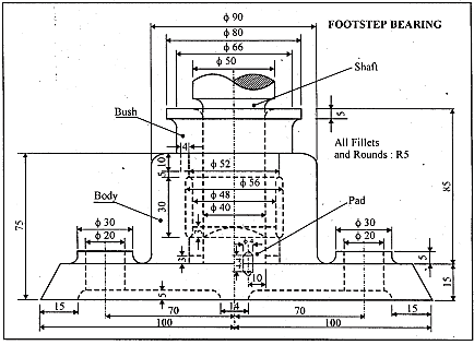 CBSE Question Paper 2011 Class 12 Engineering Graphics