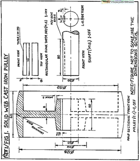 CBSE Question Paper 2014 Class 12 Engineering Graphics