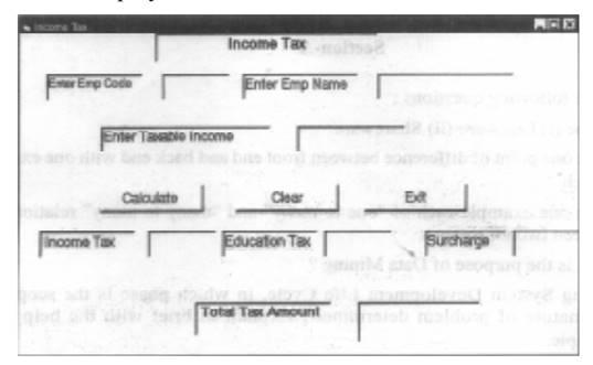 CBSE Question Paper 2007 class 12 Informatics Practices