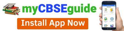 myCBSEguide app install