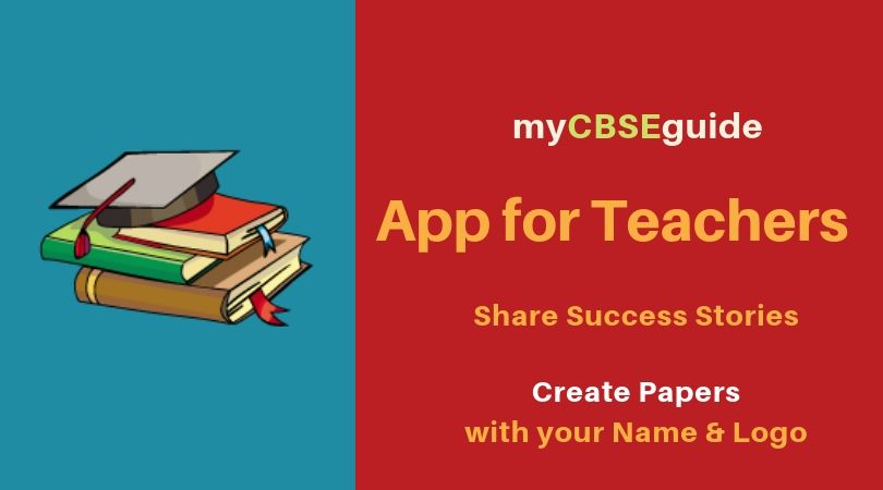 App for CBSE Teachers