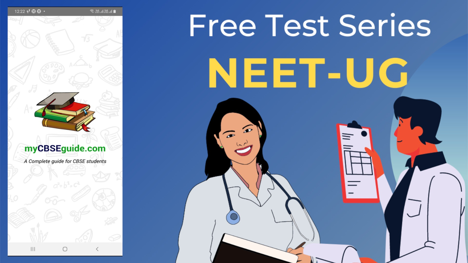 Free Test Series for NEET 2021