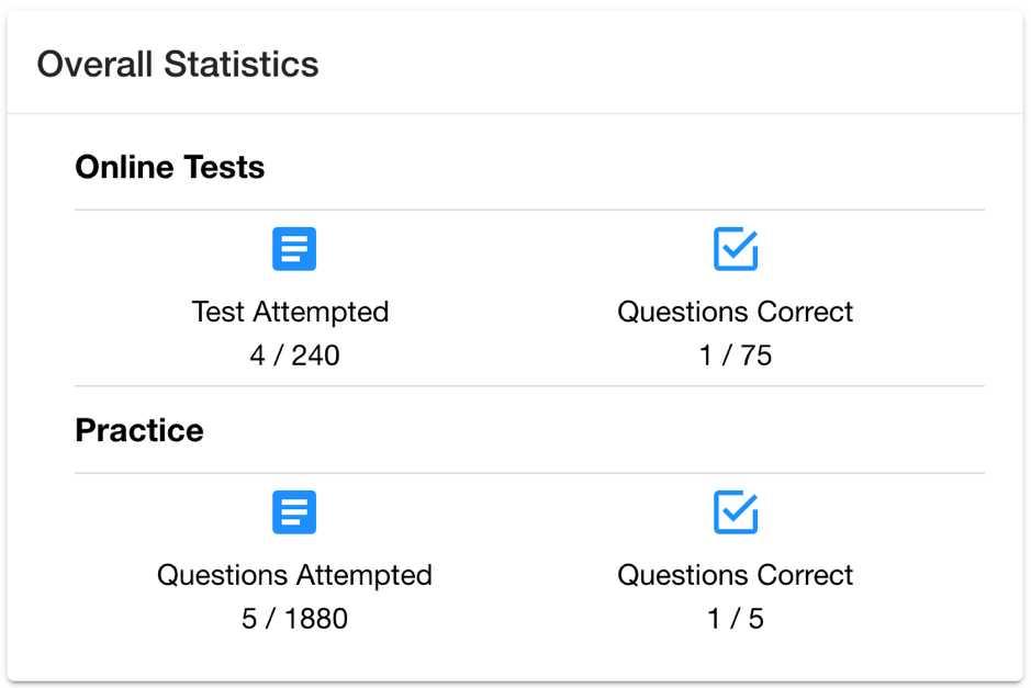 Report Card in myCBSEguide App