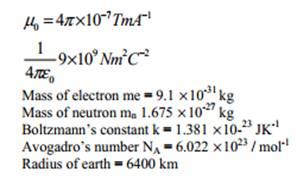 CBSE Question Paper 2009 Class 12 Physics | myCBSEguide