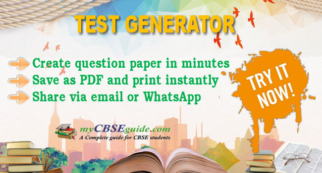question paper generator for CBSE exams